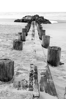 Jetty at Lowtide